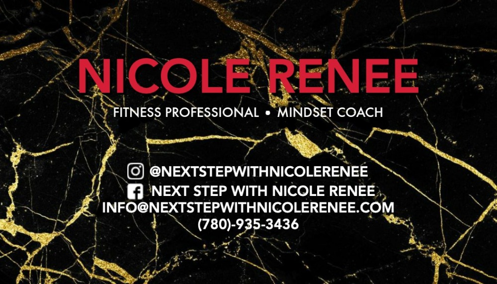 Nicole Business Card Front