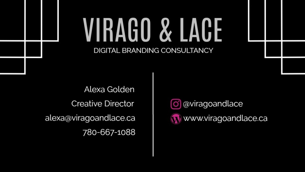 V&L Business Card Front
